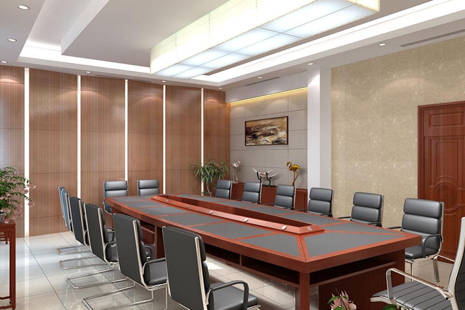 8 mẫu thiết kế nội thất phòng họp