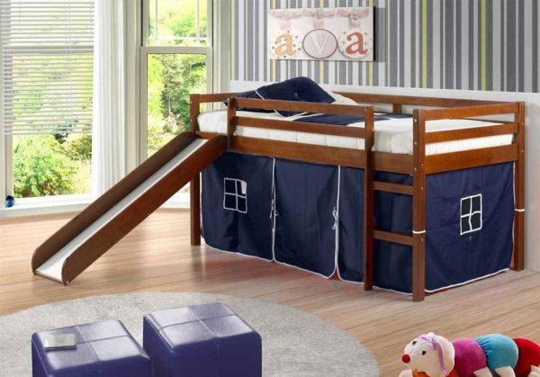 Bộ sưu tập 39 mẫu giường trẻ em đẹp_Mẫu 4
