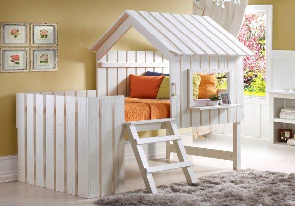 Bộ sưu tập 39 mẫu giường trẻ em đẹp_Mẫu 6