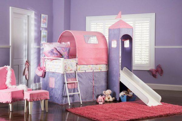 Bộ sưu tập 39 mẫu giường trẻ em đẹp_Mẫu 7