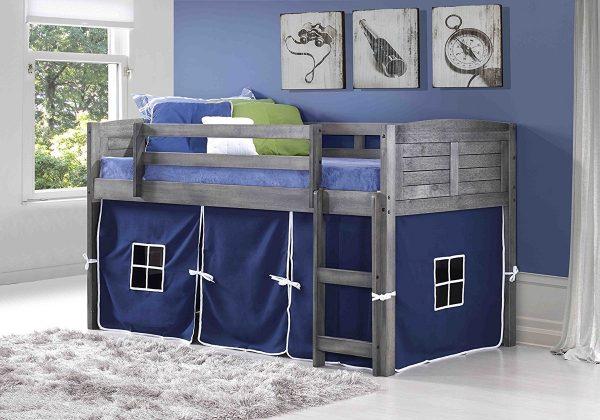 Bộ sưu tập 39 mẫu giường trẻ em đẹp_Mẫu 8