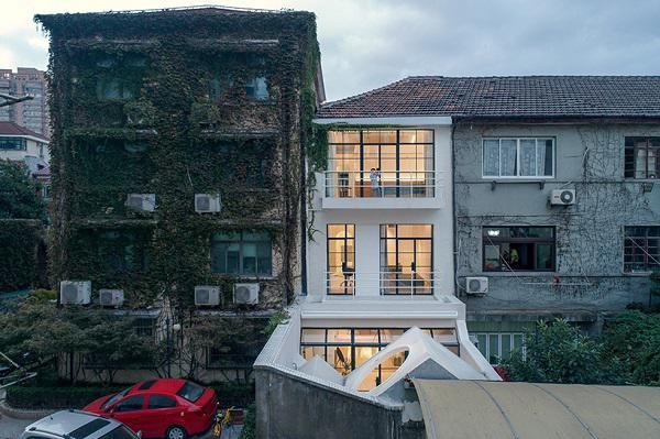 nhà đẹp,mẫu nhà 3 tầng đẹp,biệt thự,căn hộ cao cấp