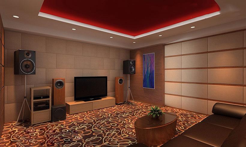 Nội thất karaoke - Những mẫu thiết kế phòng hát karaoke gia đình
